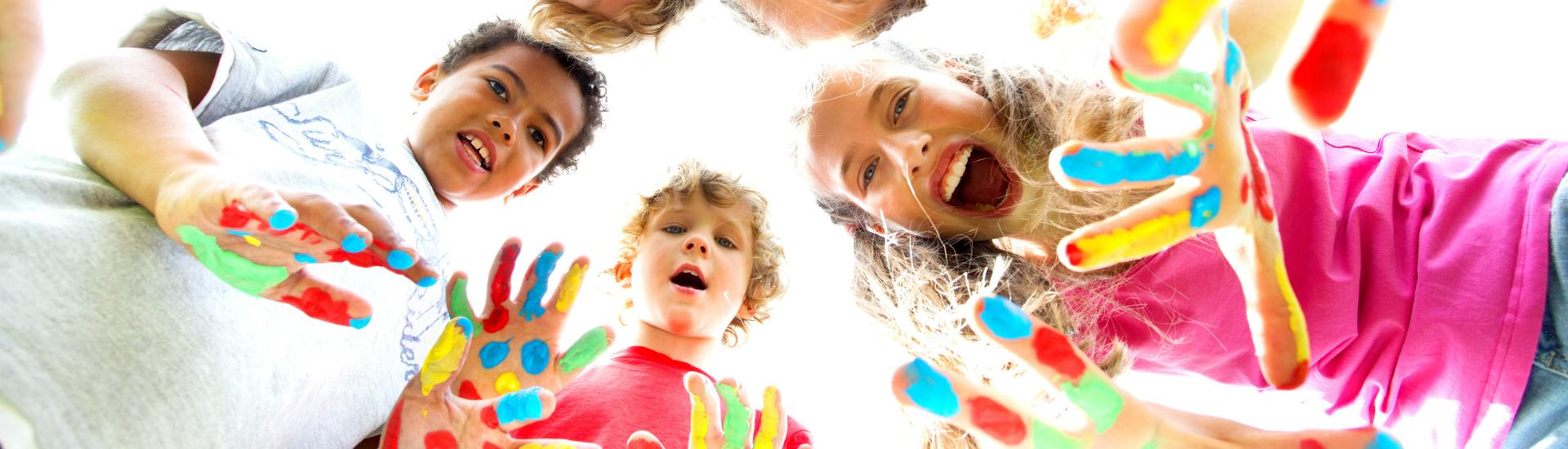 Accueil de loisirs garde d'enfants