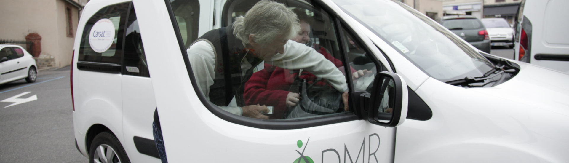 Transport accompagné, aide à la mobilité
